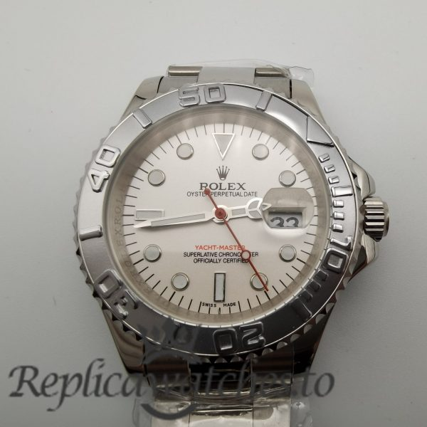 Rolex Yacht-master 116622 40mm 316 Grade Stainless Steel For Men Watch
