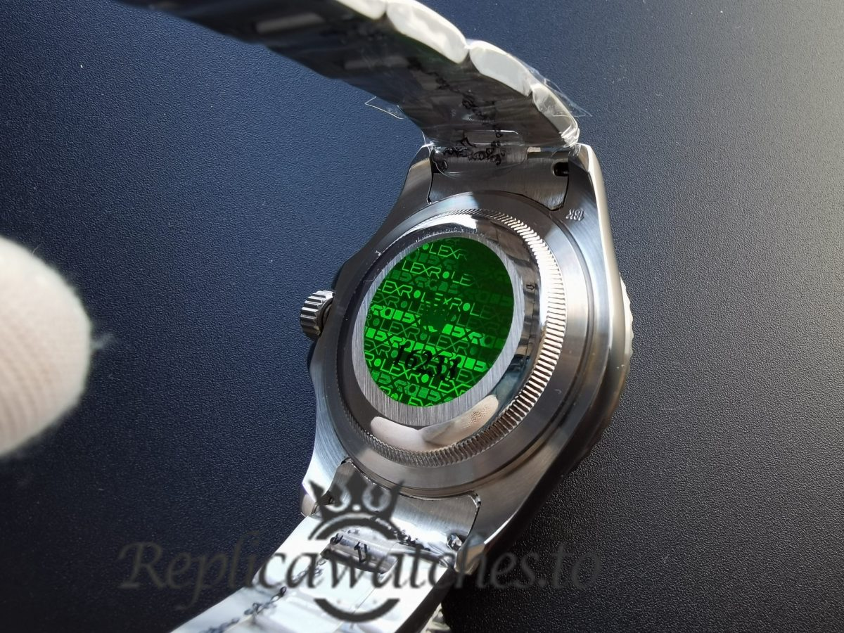Rolex Yacht-master 116622 40mm 316 Grade Stainless Steel For Men Watch