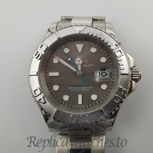 Rolex Yacht-Master 116622 316 Grade Stainless Steel And Gray Dial 40mm For Men Watch