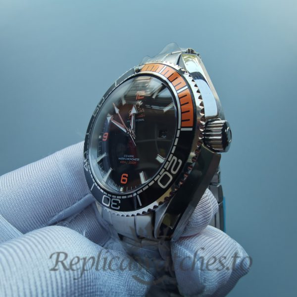 Omega Seamaster 215.30.44.21.01.002 43.5mm 316 Grade Stainless Steel For Men Watch