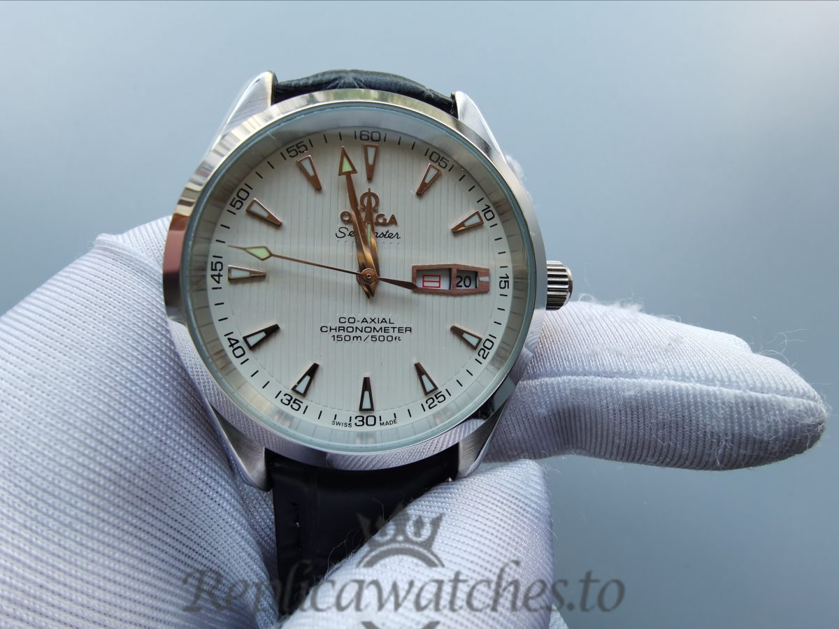 Omega Seamaster 231.13.43.22.02.003 Stainless Steel Silver White 43 Mm For Women Watch