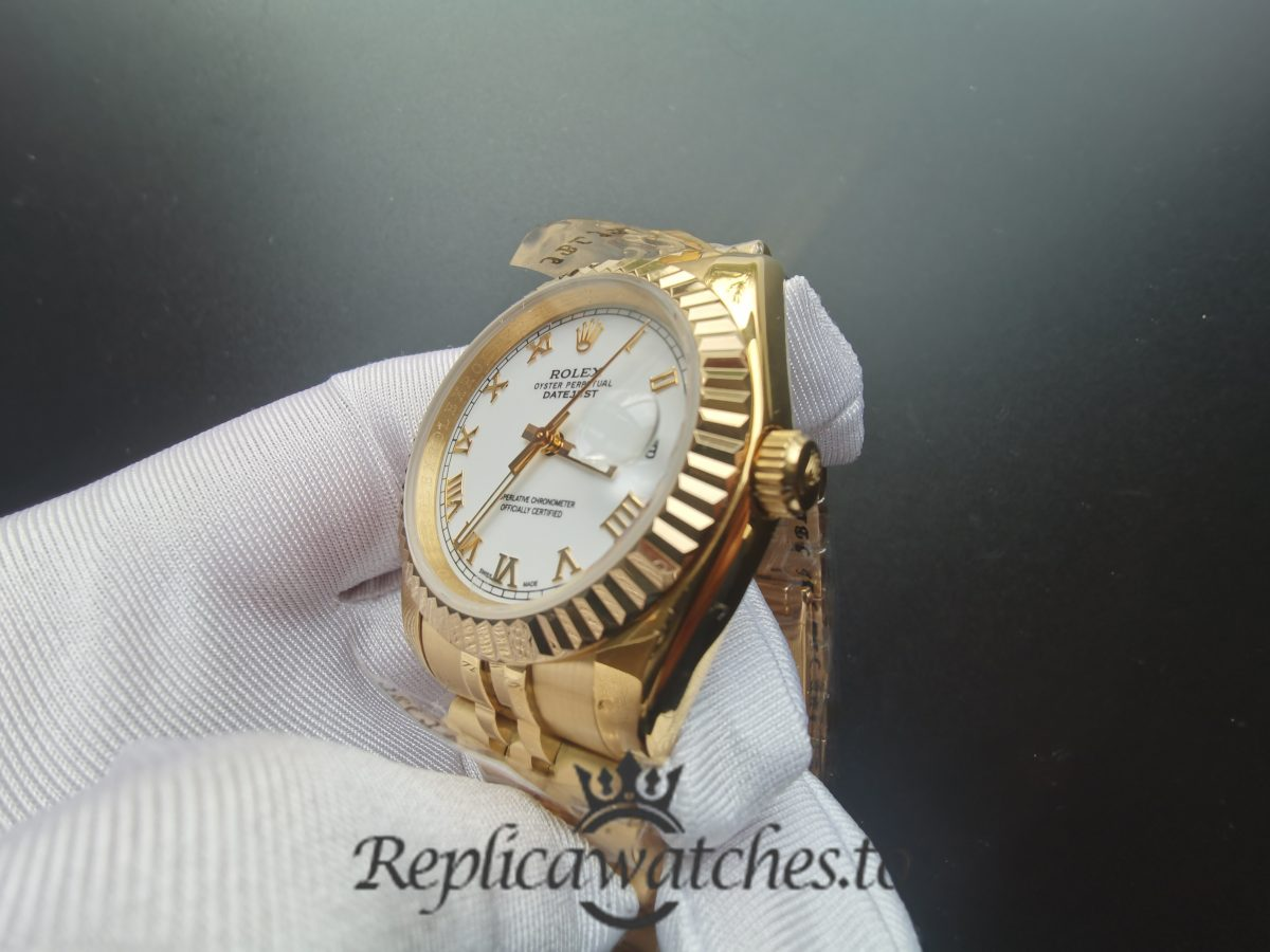 Rolex Datejust 126333 Stainless Steel 41 Mm For Men Watch