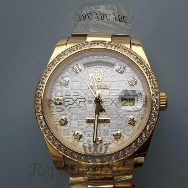 Rolex Datejust 126233 Stainless Steel And Silver Dial 26 Mm For Women Watch
