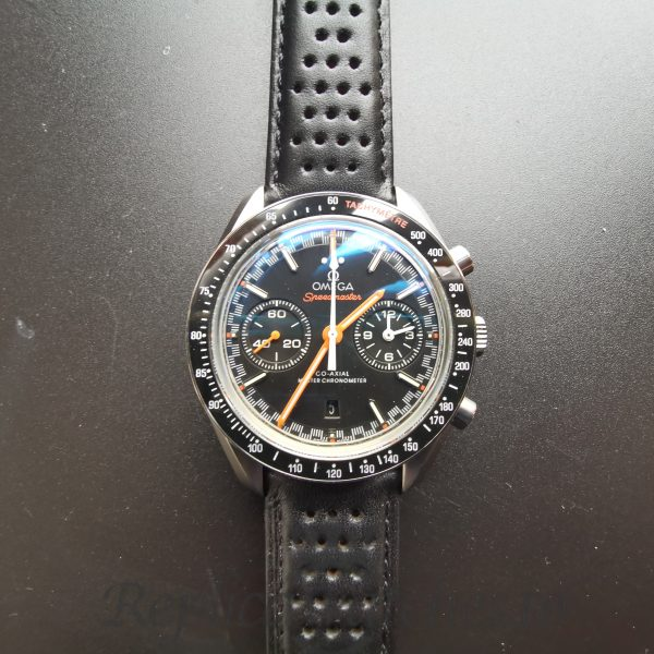 Omega Speedmaster 329.32.44.51.01.001 44.25mm Leather Strap And Steel For Men Watch