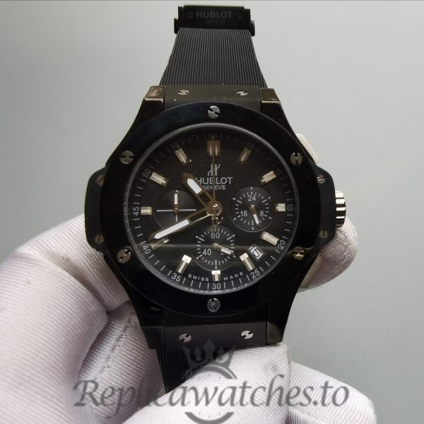 Hublot Big Bang Rubber And Ceramic 44mm 301.Ci.1770.Rx For Men Watch